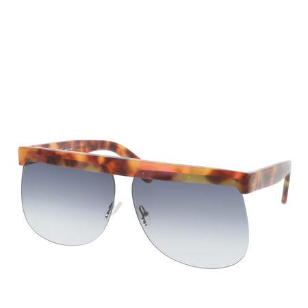 Courrèges  Sonnenbrille  -  CL1901 66  - in braun  -  Sonnenbrille für Damen grau