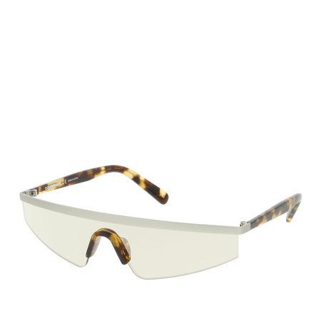 Courrèges  Sonnenbrille  -  CL1902 99  - in silber  -  Sonnenbrille für Damen braun