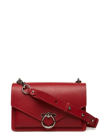 Rebecca Minkoff Jean Md Shoulder Bag Bags Small Shoulder Bags/crossbody Bags Rot  rot