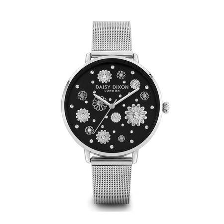 Daisy Dixon  Uhr  -  Women Watch Kendall Black Mop  - in schwarz  -  Uhr für Damen schwarz