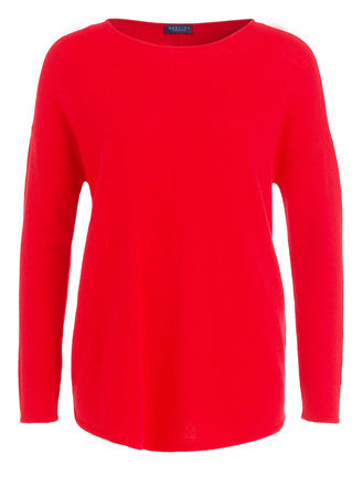 Darling Harbour  Cashmere-Pullover rot rot