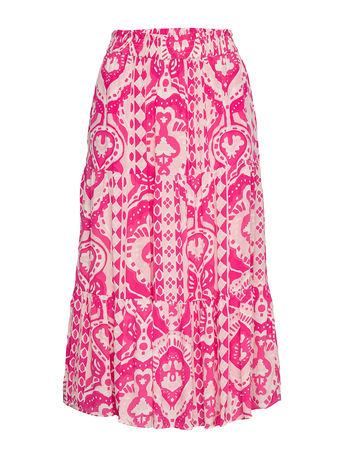 Day Birger et Mikkelsen Day Bella Knielanges Kleid Pink  rosa