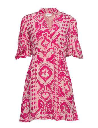 Day Birger et Mikkelsen Day Bella Kurzes Kleid Pink  pink