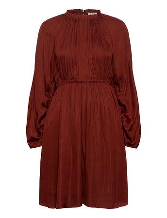 Day Birger et Mikkelsen Day Energy Kleid Knielang Rot