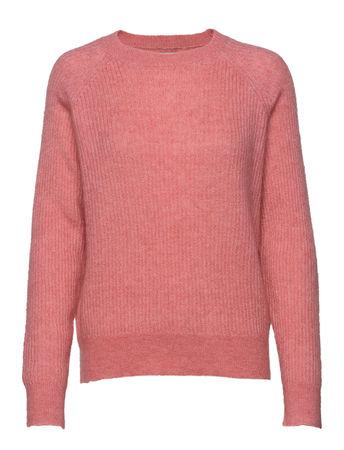 Day Birger et Mikkelsen Day Essence Strickpullover Pink  rot