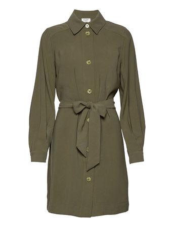 Day Birger et Mikkelsen Day Give You Dresses Shirt Dresses Grün