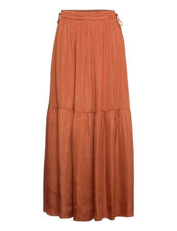 Day Birger et Mikkelsen Day Good Times Langes Kleid Orange
