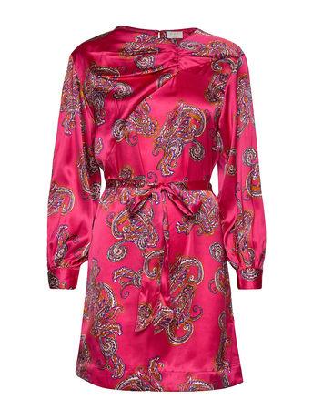 Day Birger et Mikkelsen Day Laugh Kurzes Kleid Rot  pink