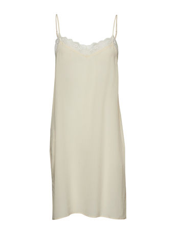 Day Birger et Mikkelsen Day New Fannah Kleid Knielang Creme  braun