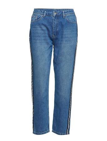 Day Birger et Mikkelsen Day Routine Straight Jeans Hose Mit Geradem Bein Blau  blau