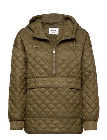 Day Birger et Mikkelsen Day Shelter Outerwear Jackets Anoraks Grün