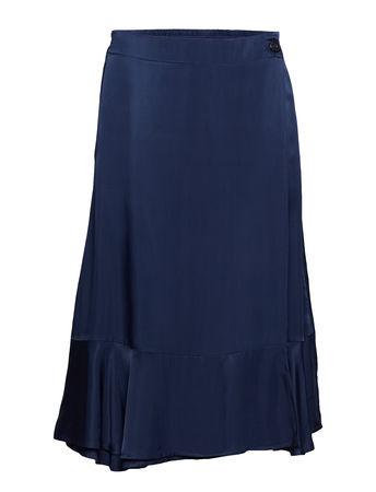 Day Birger et Mikkelsen Day Time Knielanges Kleid Blau  grau