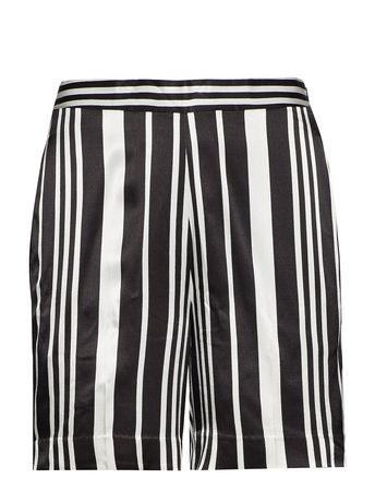 Day Birger et Mikkelsen Day Trillium Bermudashorts Shorts Schwarz  grau