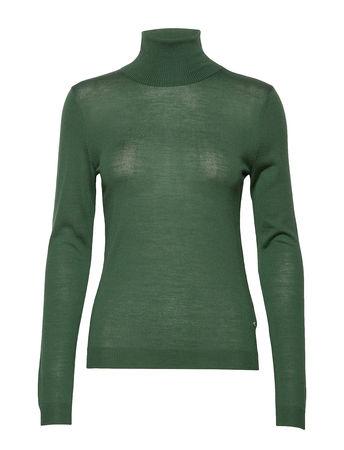 Day Birger et Mikkelsen Day Whitney Rollkragenpullover Poloshirt Grün  gruen