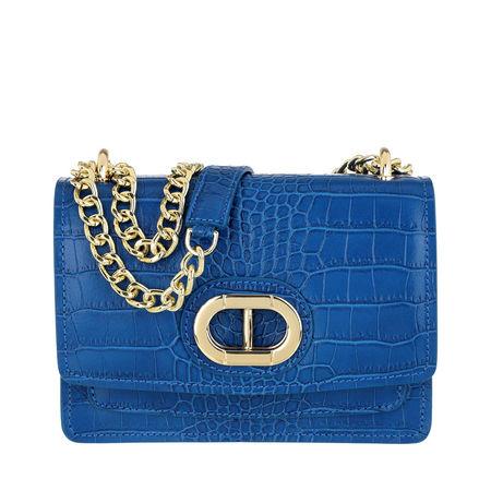 Dee Ocleppo  Clutches - Dee Medium Crossbody - in blau - für Damen blau