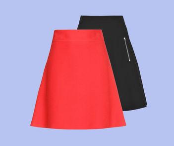 Designer Luxus A-Linien-Röcke
