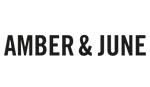 Designer Luxus Amber & June