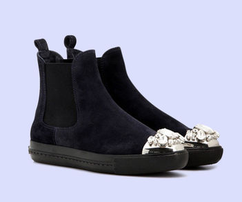 Designer Luxus Chelsea Boots
