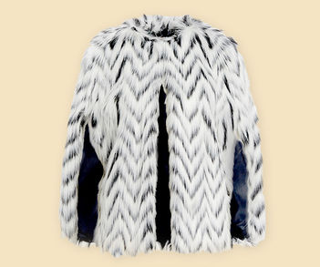 Designer Luxus Fake Fur