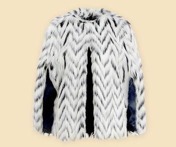 Designer Luxus Fake Fur