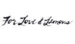 Designer Luxus For Love & Lemons