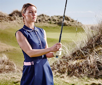 Designer Luxus Golfmode