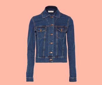 Designer Luxus Jeans-Jacken