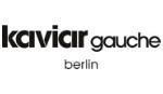 Designer Luxus Kaviar Gauche
