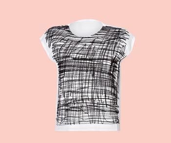 Designer Luxus Kurzarm-Shirts