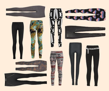 Designer Luxus Leggings
