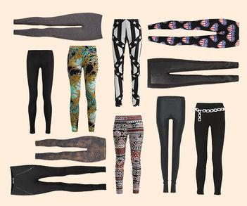 Designer Luxus Leggings