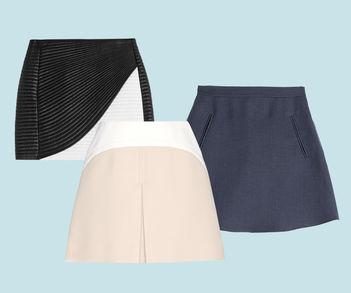 Designer Luxus Miniröcke
