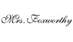 Designer Luxus Mrs. Foxworthy