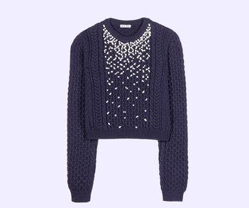 Designer Luxus Pullover