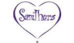 Designer Luxus Samtherz