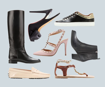 Designer Luxus Schuhe