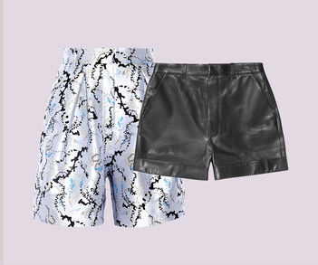 Designer Luxus Shorts
