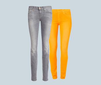 Designer Luxus Skinny-Jeans