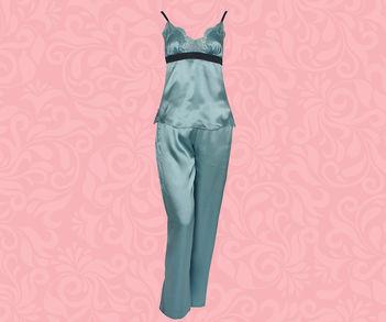 Designer Luxus Sleepwear