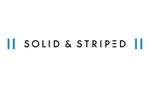Designer Luxus Solid & Striped