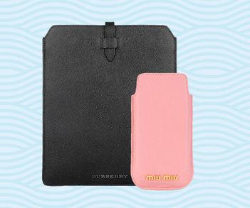 Designer Luxus Technology-Taschen