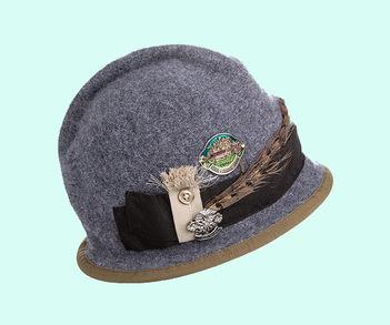 Designer Luxus Trachten-Hüte