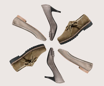 Designer Luxus Trachten-Schuhe