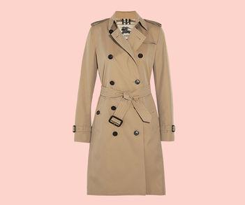 Designer Luxus Trenchcoats