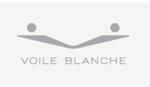 Designer Luxus Voile Blanche