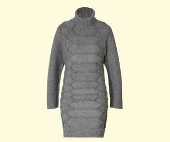 Designer Luxus Wollkleider