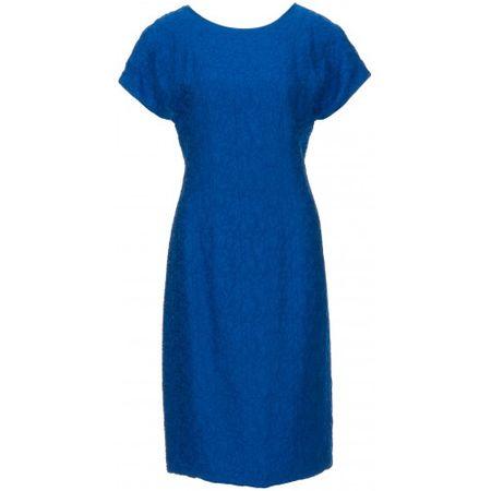 Diane von Furstenberg  Kleid Blau blau