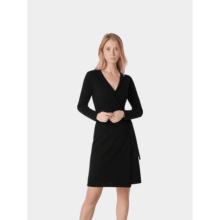Diane von Furstenberg Kleid in Wickel-Optik