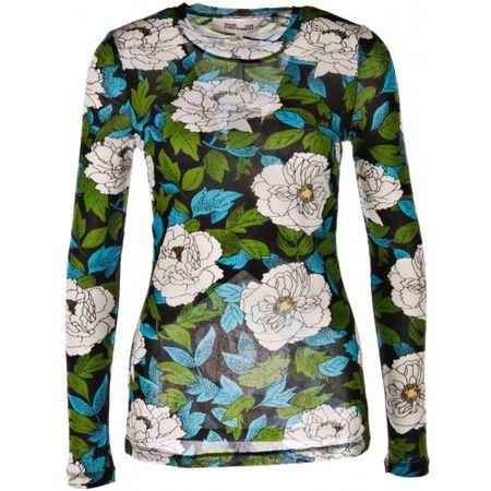 Diane von Furstenberg Shirt Grün | Blau | Multicolor