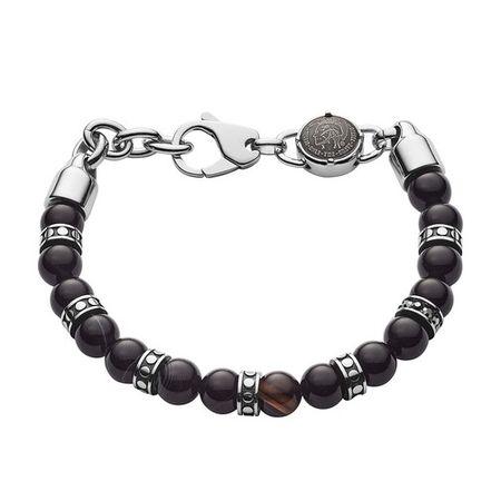 Diesel  Armbänder - Bracelet Beads DX1163040 - in black - für Damen